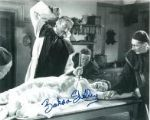 Barbara Shelley  Hand signed autograph (37)